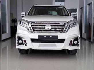 Обвіс WALD для Toyota Land Cruiser 150 Prado