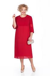 Платье женское Беларусь модель РТ-970-19 красное