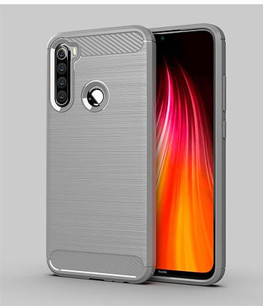 Чехол Carbon Armor для Xiaomi Redmi Note 8, фото 2