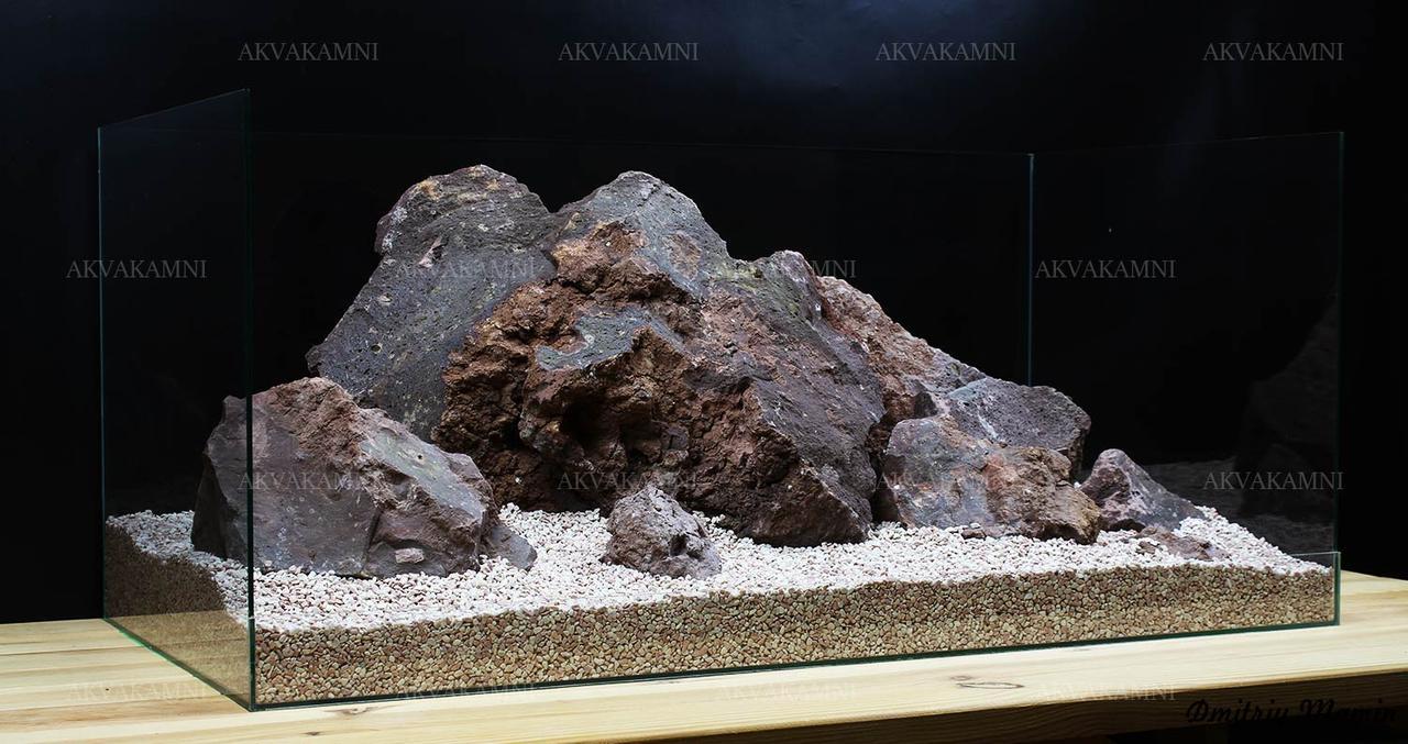 """Композиція """"Тибет"""" з Вулканічної лави 40 кг"""