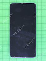 Дисплей Samsung Galaxy A10 2019 A105F с сенсором, черный Оригинал OEM