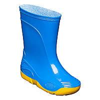 Резиновые сапоги детские OLDCOM Vivid синие