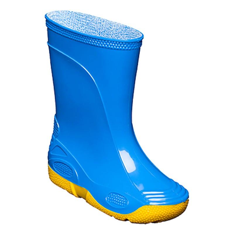 синие на желтом