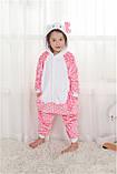 """Пижама Кигуруми детский   """"Hello Kity""""  Код 10-4062, фото 2"""