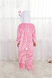 """Пижама Кигуруми детский   """"Hello Kity""""  Код 10-4063, фото 2"""