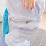 "Пижама Кигуруми детский   ""Единорог голубой с крыльями""  Код 10-4071, фото 8"