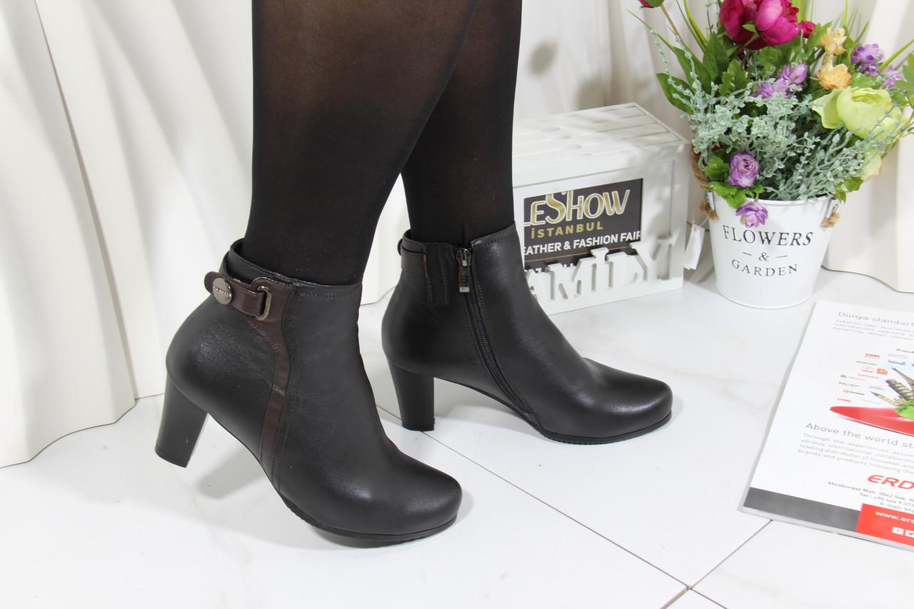 Ботинки на высоком каблуке Battine B464