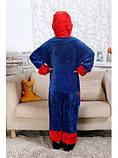 "Пижама Кигуруми детский   ""Человек-паук""  Код 10-4126, фото 3"