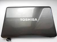 Крышка матрицы для ноутбука Toshiba L645 L645D L600D L740  ZYE3ATE2LC0 EATE2001020