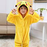 "Пижама Кигуруми детский ""Пикачу""  Код 10-4168, фото 3"