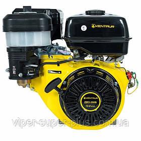 Двигун Бензиновий до мотоблоку, до помпи, Кентавр (Kentavr) ДВЗ-390Б (13 к. с.) під шпонку, вал 25,40 мм