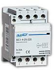 Модульный контактор RUCELF MC1-4-25-220