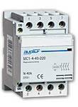 Модульный контактор RUCELF MC1-4-40-220