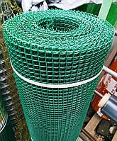"Сетка садовая, пластиковая, ячейка 13х13мм, 1х20м. ""Клевер"" (Украина)"