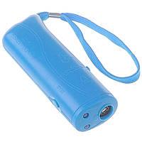 Ультразвуковой отпугиватель собак AD-100 (Голубой), фото 1