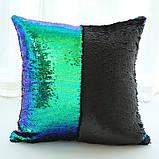 Подушка с пайетками  Код 10-4363, фото 2