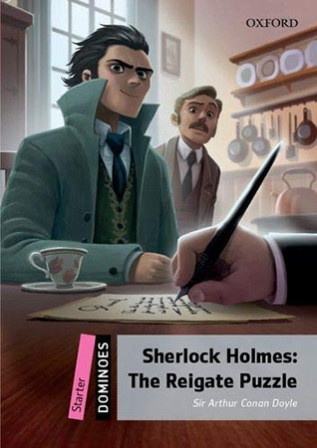 Sherlock Holmes: The Reigate Puzzle