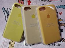 Силиконовый чехолApple Silicone CaseдляiPhone 7 / 8 - Color 2, фото 3