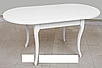 Стол обеденный Твист (белый), фото 5