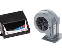 Контроллер (автоматика) SP-05 LED и вентилятор DP-02 производства  KG Elektronik