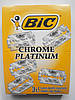 Лезвия Bic Chrome platinum 100 шт