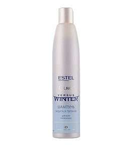 """Шампунь для волос защита и питание """"Зимняя защита"""" Estel Professional Curex Versus Winter Shampoo 300 мл."""