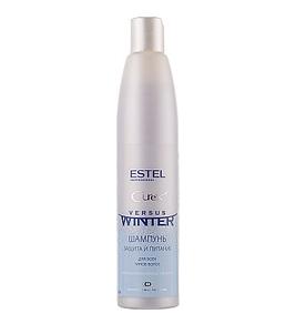 """Шампунь для волос """"Зимняя защита"""" Estel Professional Curex Versus Winter Shampoo 300 мл."""
