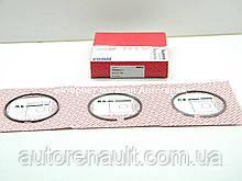 Кольца поршневые на Рено Кенго II 1.5dCI (76.0mm) - MAHLE ORIGINAL (Германия) 02201N0