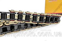 Цепь сальниковая привода колеса  428*128L  O-Ring Golden   TMMP