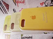 Силиконовый чехолApple Silicone CaseдляiPhone 7 / 8 - Color 3, фото 2