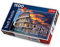 Пазл Колизей, Рим 1500 эл.