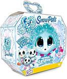 Пушистик потеряшка «Снежные друзья» игрушка сюрприз Scruff A Luvs Snow Pals  Код 12-1864, фото 4