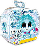 Пушистик потеряшка «Снежные друзья» игрушка сюрприз Scruff A Luvs Snow Pals  Код 12-2006, фото 3