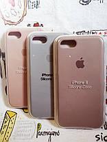 Силиконовый чехолApple Silicone CaseдляiPhone 7 / 8 - Color 7, фото 2