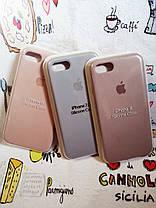 Силиконовый чехолApple Silicone CaseдляiPhone 7 / 8 - Color 7, фото 3