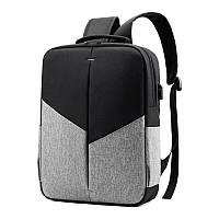 (41*31)Городские Рюкзак USB-зарядка туристический,спортивный рюкзак и портфели школьные для унисекс только опт, фото 1