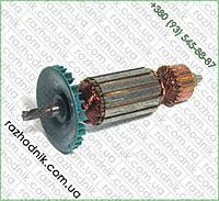 Якорь на электролобзик Фиолент 600 (Аналог)