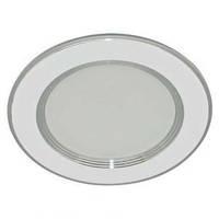 Светодиодная лампа Feron AL 527 (15w) круг, белый