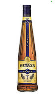 Бренди Metaxa 1л.38% 5 лет выдержки duty free