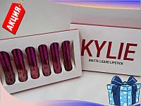 Набор матовых помад Kylie Valentines Edition