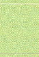 Безворсовый ковер-рогожка Balta Prisma мозаика с полосой светло-зеленый