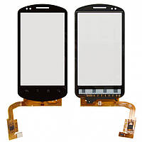 Touchscreen (сенсорный экран) для Huawei Ideos X5 U8800, оригинал (черный)