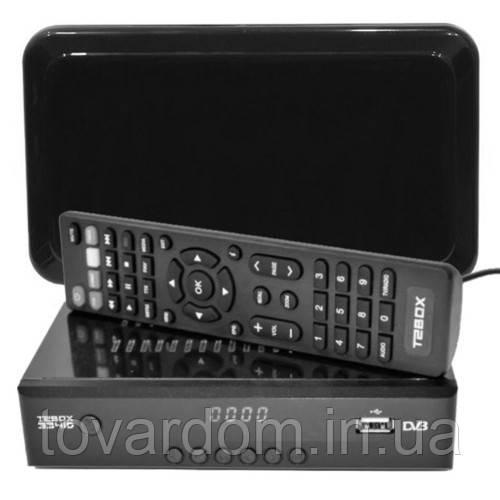 Цифровое телевидение Т2 Medium - комплект для приема Т2