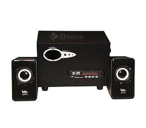 Акустическая система 2.1 Zee-Cool ZC-215 USB, Bluetooth, фото 2