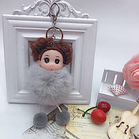 Милые дамы сумки украшения Брелок для ключей только ОПТ, фото 1