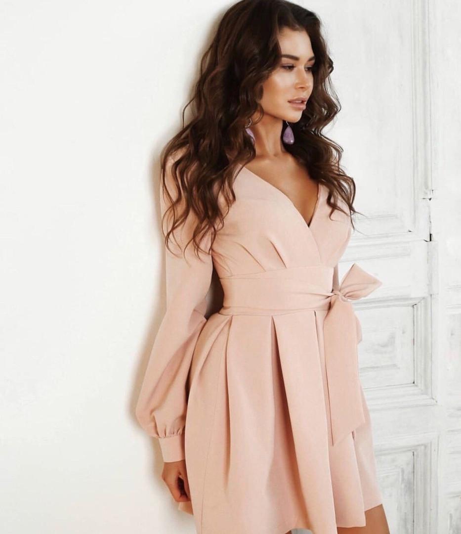 Нарядное Платье   С, М, Л Цвета на фото