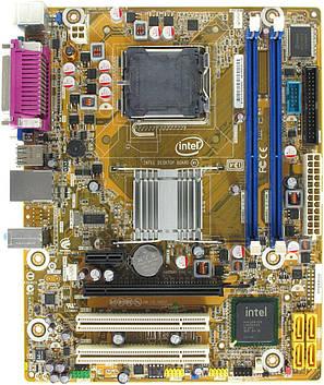 Материнская плата для ПК Intel DG41WV , s775 , 2xDDR3, 4xSATA, Socket LGA775, новая, фото 2