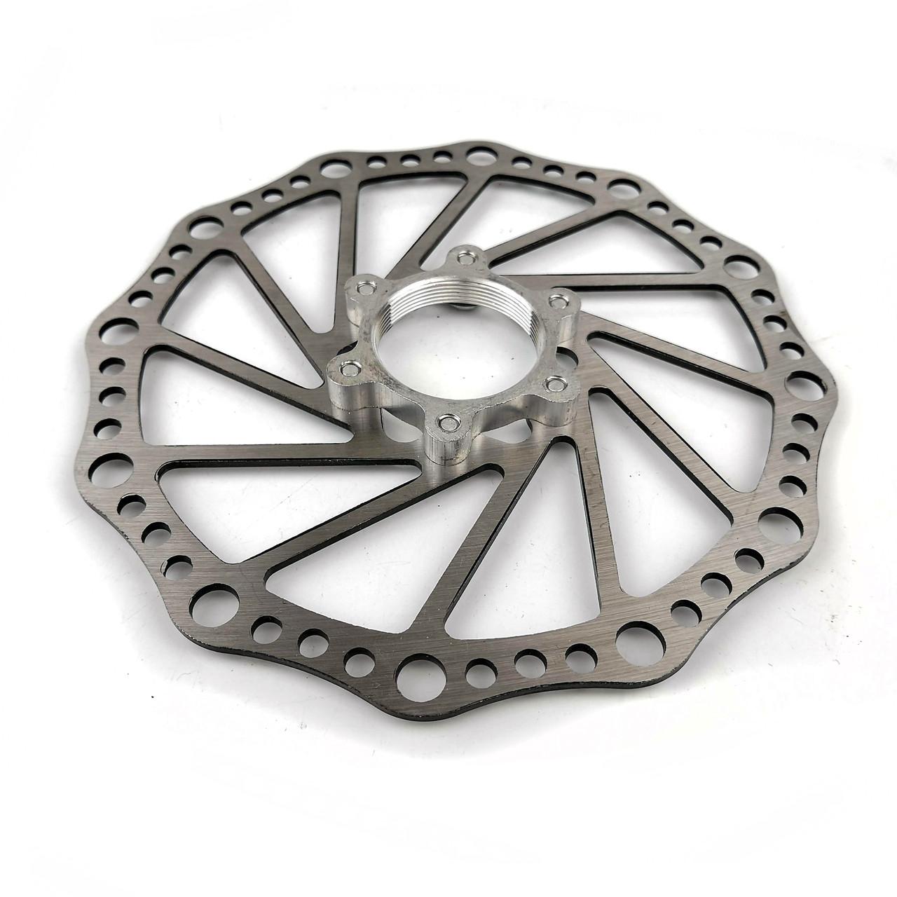 Ротор дискового тормоза 160мм с фланцем