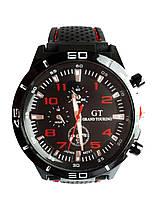 Часы молодежные мужские GT-200 красный