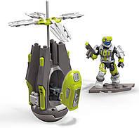 Конструктор Mega Construx Halo Guillotine Drop Pod Playset